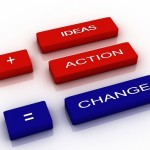 Ideas+Action=Change